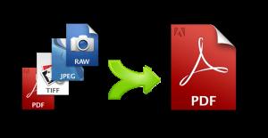 merge into one pdf file