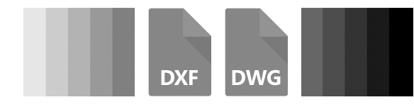 dxf-dwg-grayscale