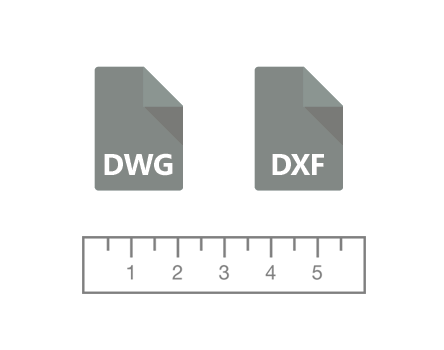 Set DWG/DXF default units