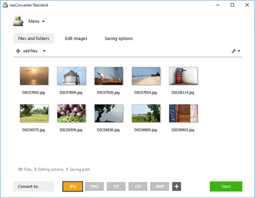 A powerful batch image converter.